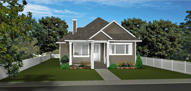 Bungalow House Plans Without Attached Garage Edesignsplans Ca