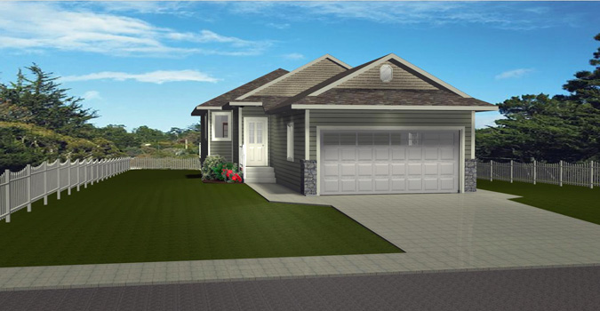 Bungalow house plan 2009478 for Edesign plans