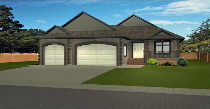 Bungalow House Plan 2012612