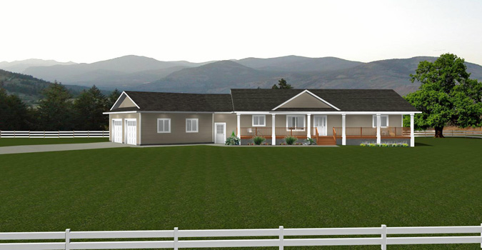 Bungalow house plan 2013703 for Edesign plans