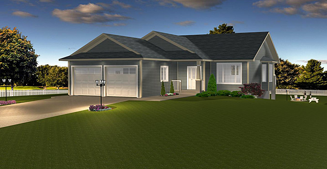 Bungalow house plan 2014826 for Edesign plans