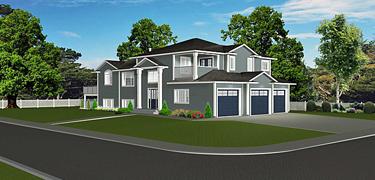Acreage farmhouse house plans for Edesign plans