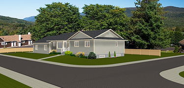 Ranch style house plans for Edesign plans