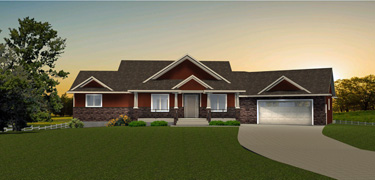 House plans with walkout basements for House plans manitoba