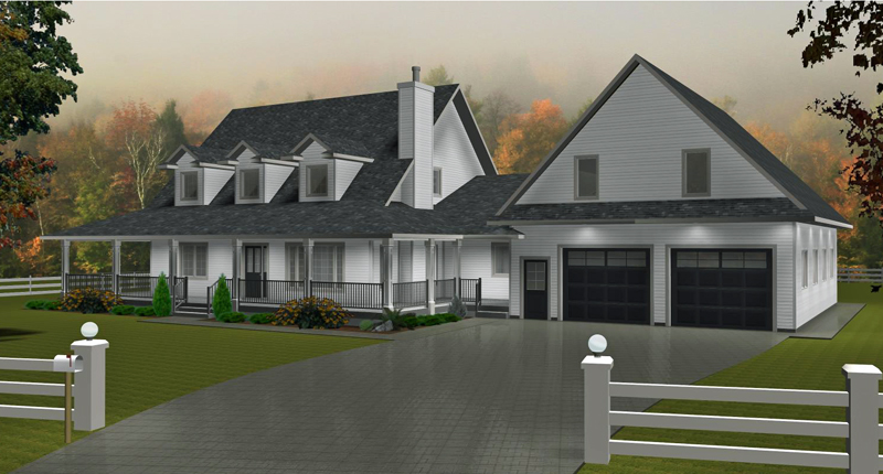 Prince edward island house plans for New house plans canada