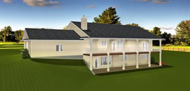 House Plans With Walkout Basements Edesignsplans Ca