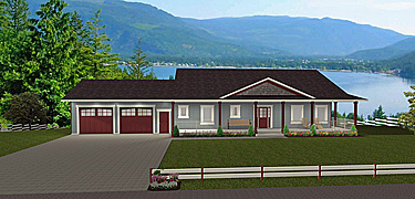 Ranch Style House Plans Edesignsplans Ca