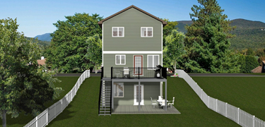 Narrow Lot Plans - Edesignsplans.ca on garage attic access stairs plans, motorhome with garage apartment plans, lake garage house plans, 3 car garage house plans, family entertainment center floor plans, basement garage house plans, alley kitchen layout, house over garage building plans, front entry garage house plans, stone garage house plans, drive under garage house plans, side load garage house plans, apartment over garage house plans, front load garage house plans, tiny cottage plans, angled garage house plans, tuck under garage house plans, end entry garage house plans, rear garage house plans, courtyard garage house plans,