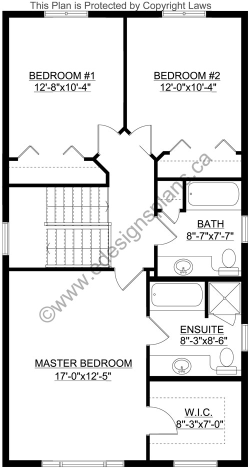 2 storey house plan 2016974 by for Edesign plans