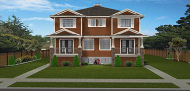4 plex plans by 4 plex plans narrow lot
