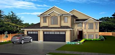 100 modified bi level floor plans 3 bedroom rambler Modified bi level plans