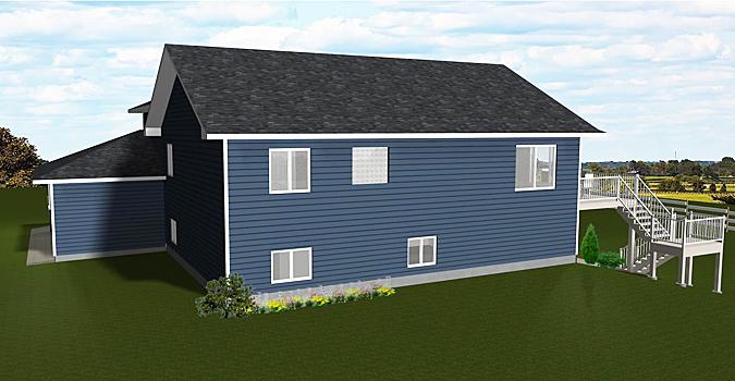 Bi level plan 2011592 for Edesign plans