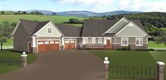 House Plans With a 3-Car Garage