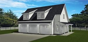 Carriage & Garage Plans